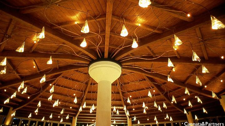 Illuminazione esterna per ristoranti illuminazione per ristoranti