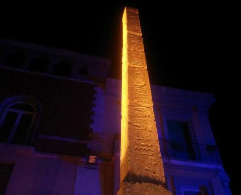 Obelisco Egizio Benevento Filippo Cannata Clemente Mastella_6