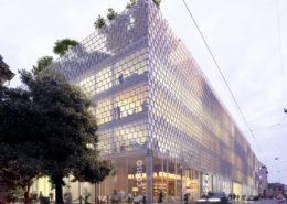 ex complesso Allianz di corso Italia Milano S.O.M. Skidmore, Owings & Merrill Filippo Cannata, Proger spa_1