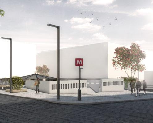 Metropolitana di Napoli_Stazione Chiaia_06_Filippo_Cannata_Uberto Siola_Peter Greenaway